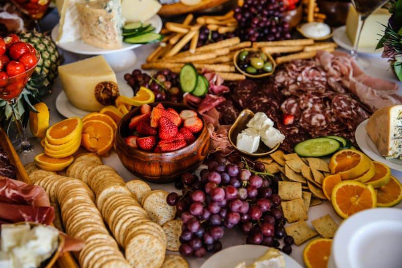 Cold Food Platter Packages