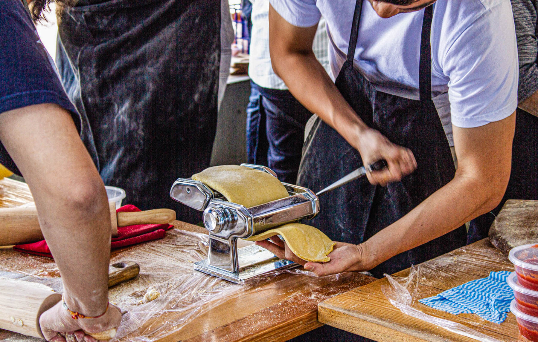 pasta making class in Sydney