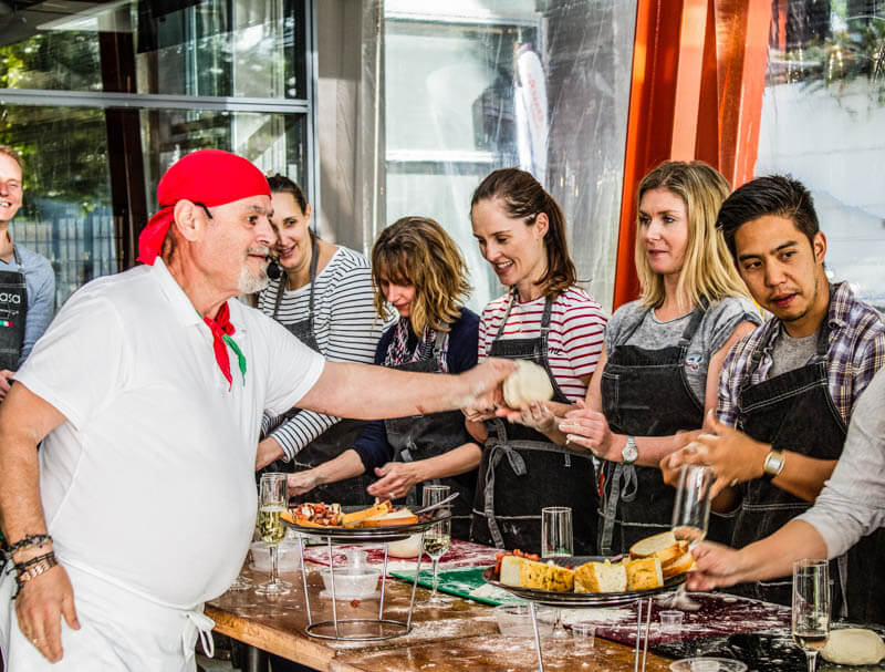 Pizza Making Classes in Sydney