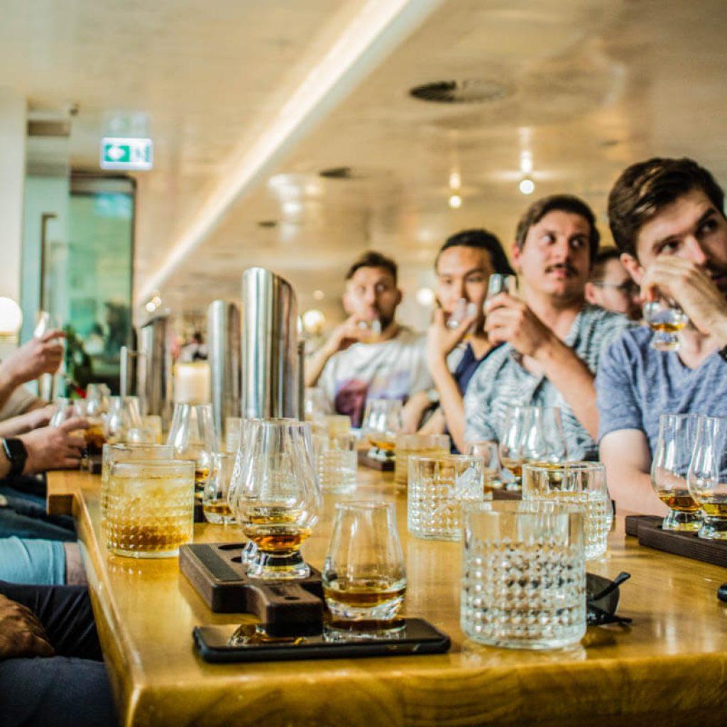 Whisky Masterclass in Sydney