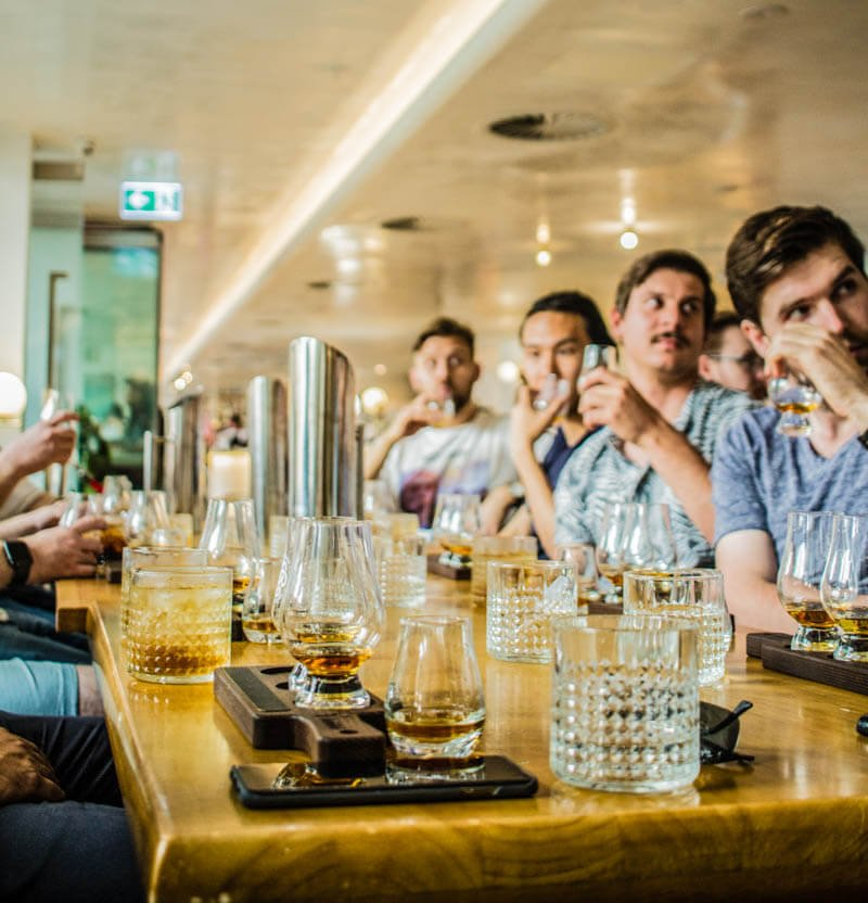 Whisky Masterclass in Sydney